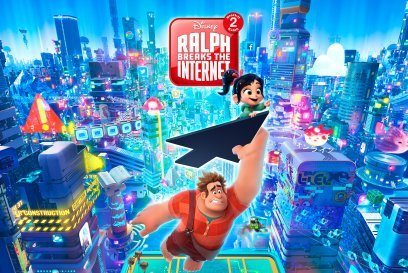 "Pizza & a Movie: ""Ralph Breaks The Internet"""