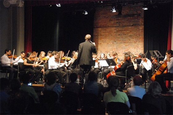 Apex High School Orchestra