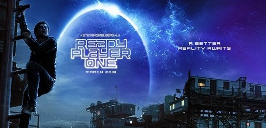 "Pizza & a Movie: ""READY PLAYER ONE"""