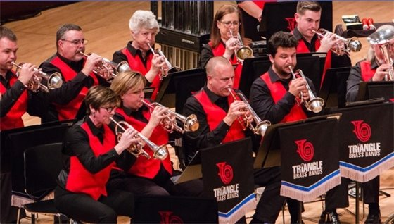 Triangle Brass Band