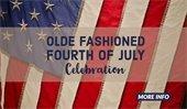 Olde Fashioned Fourth of July