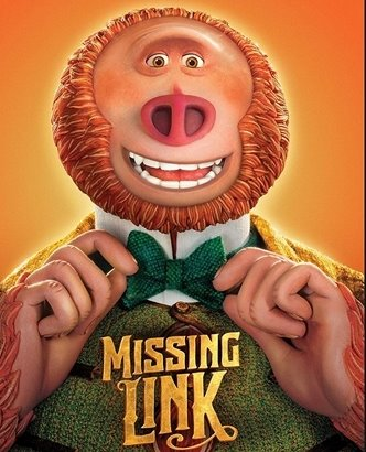 """Pizza & A Movie: """"Missing Link"""""""