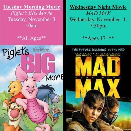 FREE Movies!