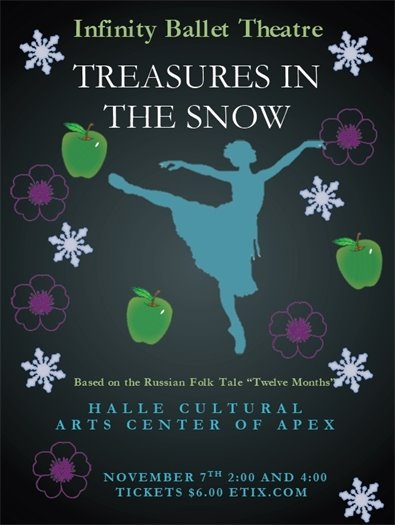 Treasures in the Snow