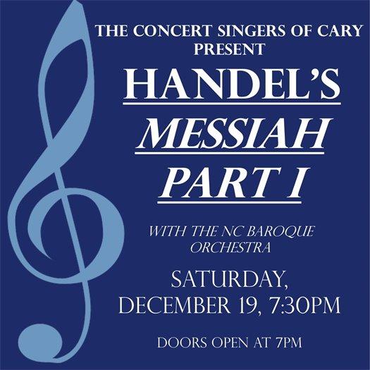 Handel's Messiah Part I