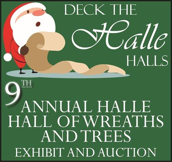 Deck The Halle Halls