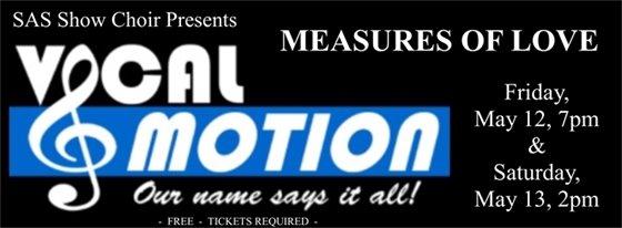 SAS Vocal Motion