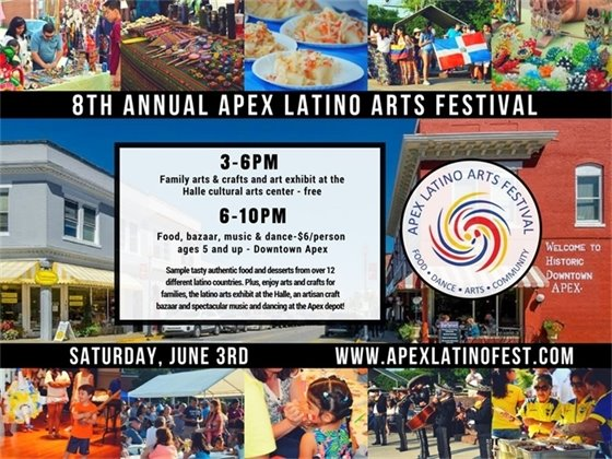 Apex Latino Arts Festival