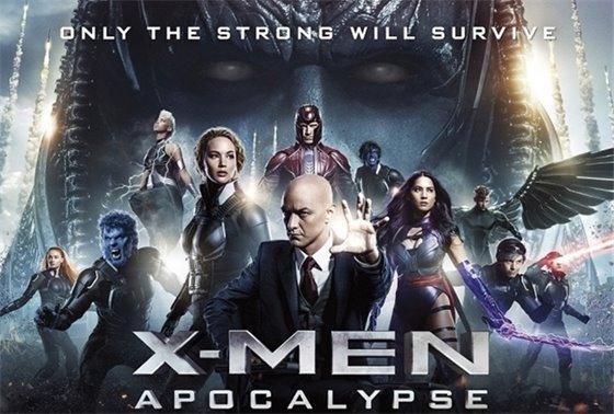 X-MEN Outdoor Movie