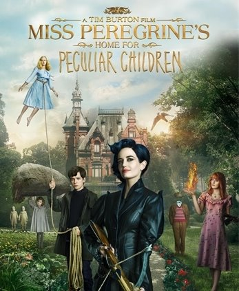 Miss Peregrine's Home For Peculiar Children Outdoor Movie