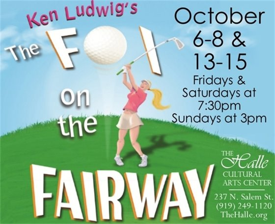 """The Fox On The Fairway"" Play"