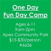 One Day Fun Camp