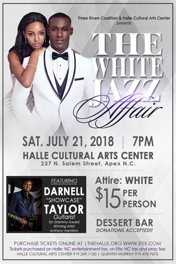 White Jazz Affair Concert