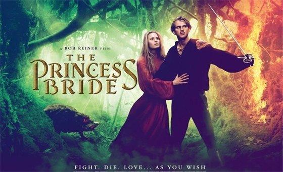 "FREE Outdoor Movie: ""The Princess Bride"""