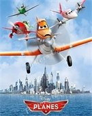 "Tuesday Morning Movie ""PLANES"""