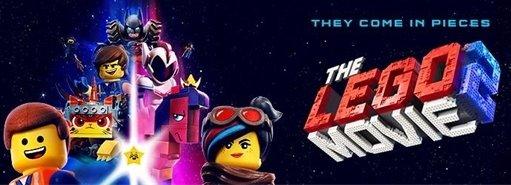 Outdoor Movie-Lego Movie 2