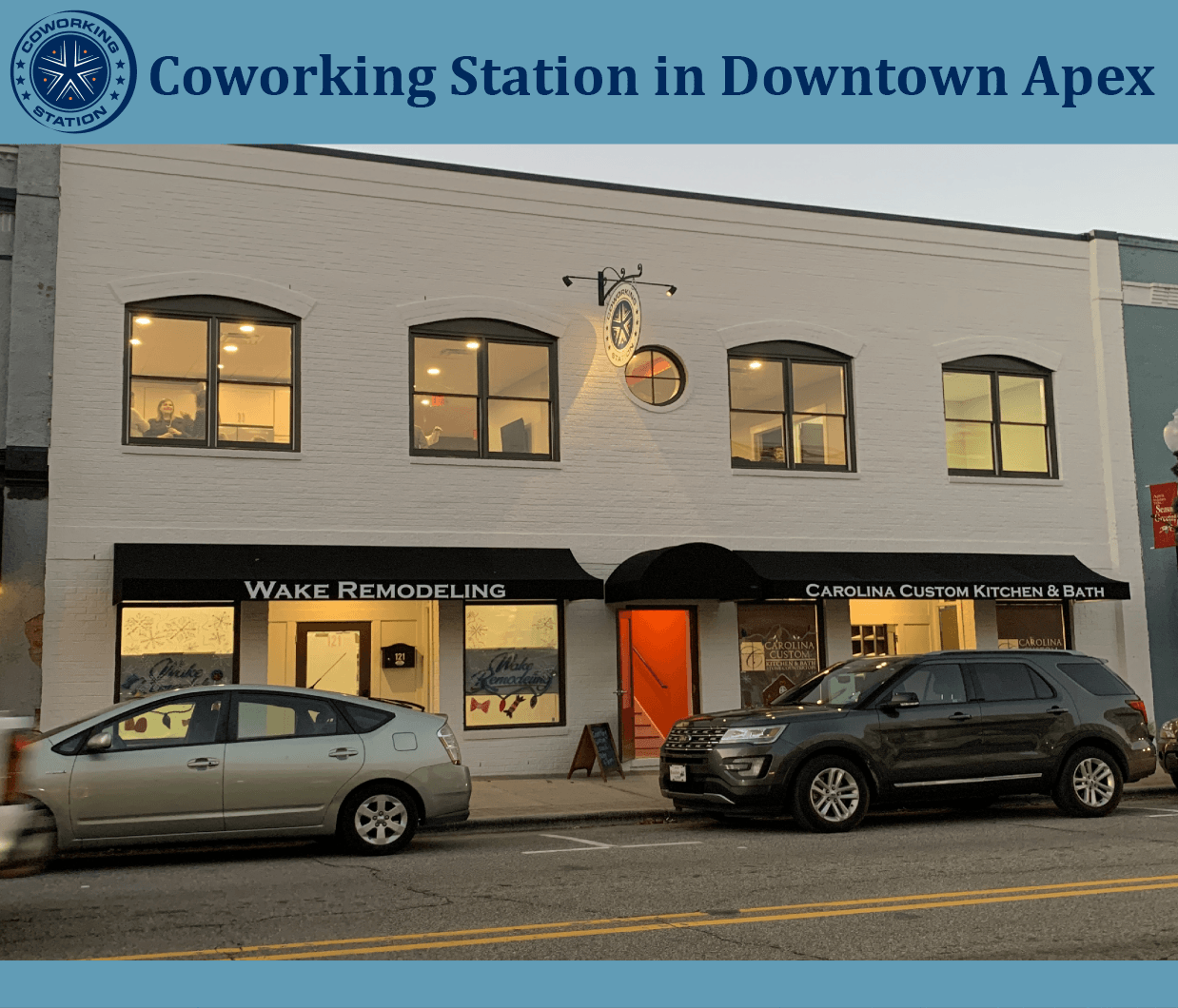 Coworking Station Apex