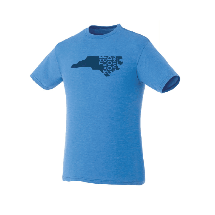 T-shirt, Mens, Blue