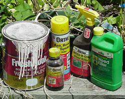 Household Hazardous Waste Material